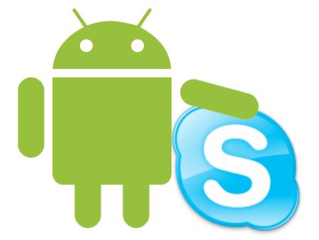 Skype ahora también para Android