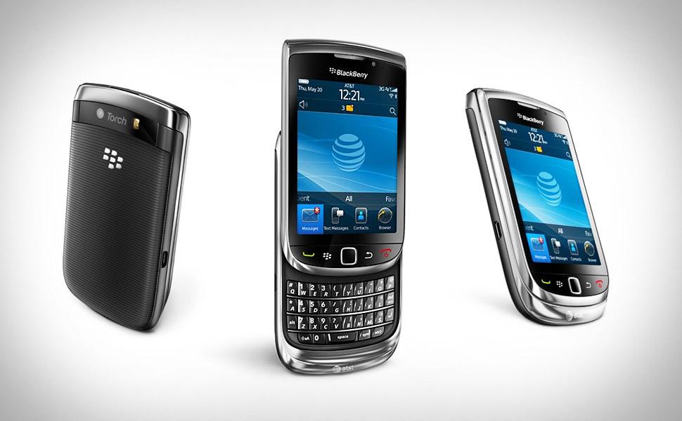 Blackberry Torch: Características que no encontrarás en ninguna parte