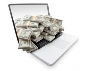 laptop dinero