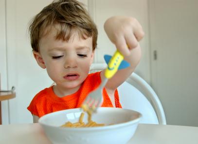 Cómo lograr que tus hijos tengan un gustos más amplios