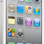 Asombroso iPhone 4 en blanco