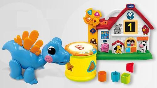 Recomendaciones al comprarles juguetes a sus hijos