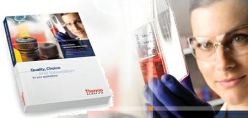 Nuevo catálogo de consumibles de Thermo Scientific al mejor precio