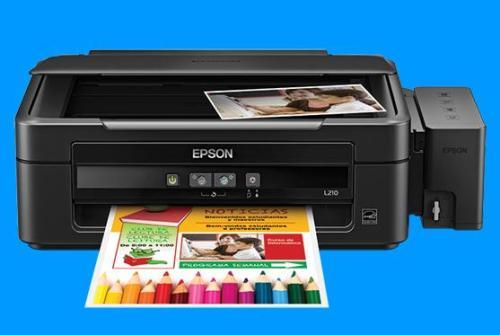 Dígale adiós a las recargas del cartucho de tinta con Tanque de Tinta de Epson