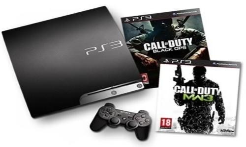 Consola y juegos de PS3