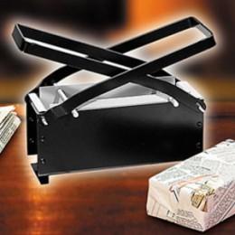 Ladrillos de papel, una forma de abaratar costos en la construcción