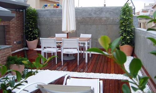 Decore su terraza por poco dinero comprar barato for Decorar terrazas barato