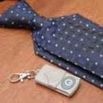 Gadgets de vigilancia: Una corbata espía – Parte 2