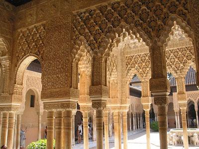 Hoteles con mucho encanto en granada andaluc a escapadas - Hoteles con encanto en tarifa ...