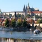 Pasear y disfrutar de Praga