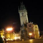 El transporte en Praga