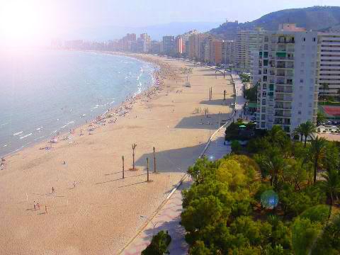 Playas de valencia escapadas a valencia - Apartamentos baratos gandia ...