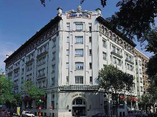 Hoteles en zaragoza capital hoteles de zaragoza for Hoteles para ninos en zaragoza